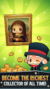 Art Inc Mod Apk- Trendy Business Clicker 5