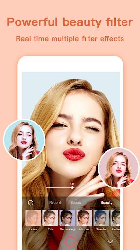 Selfie Camera - Beauty Camera apktram screenshots 11
