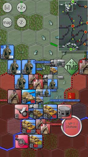 Kursk Biggest Tank Battle (turn-limit) 6.0.2.0 screenshots 1