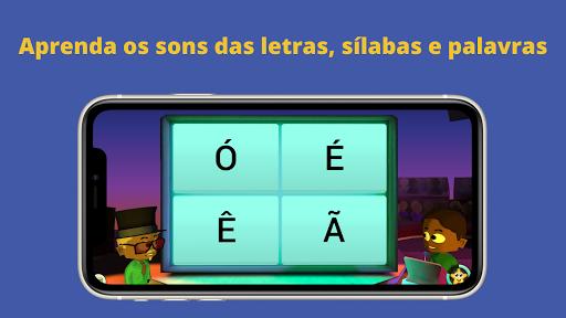 GraphoGame Brasil  screenshots 1