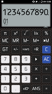 Calculator - CASIO style Multi calc with Remainder