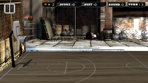 Real Basketball Shooter apkmr screenshots 10