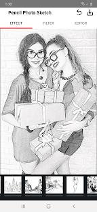 Sketch Drawing Photo Editor