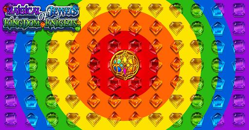 Magical Jewels of Kingdom Knights: Match 3 Puzzle apkdebit screenshots 9