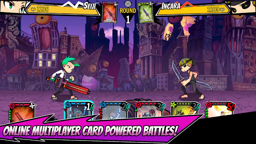 Fighters of Fate  screenshots 9
