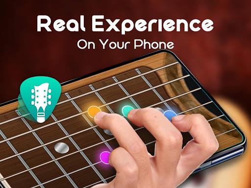 Real Guitar - Free Chords, Tabs & Music Tiles Game 1.5.4 Screenshots 6