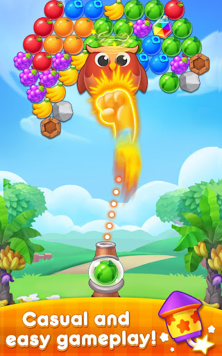 Bubble Fruit Legend apkpoly screenshots 9