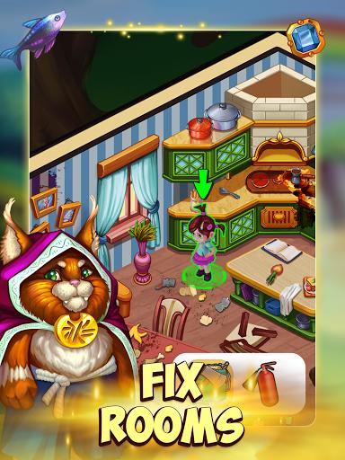Fancy Blast: Puzzle in Fairy Tales  screenshots 15