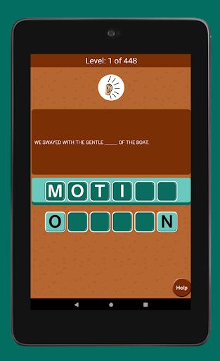 Jumble Word Game - Correct the Spelling 1.5 screenshots 9