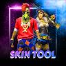 FFF: FF Skin Tool, Elite pass Bundles, Emote, skin app apk icon