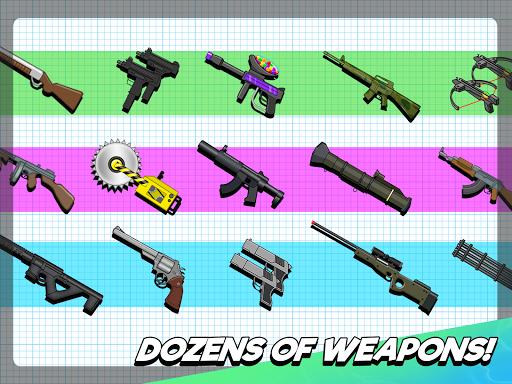 Gun Fu: Stickman 2 - Fun Shooting Offline Action  screenshots 9
