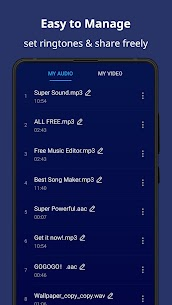 Super Sound – Free Music Editor MOD (Pro) 5