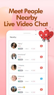 Lamour-Live Random Video Chat Apk Download Free 2
