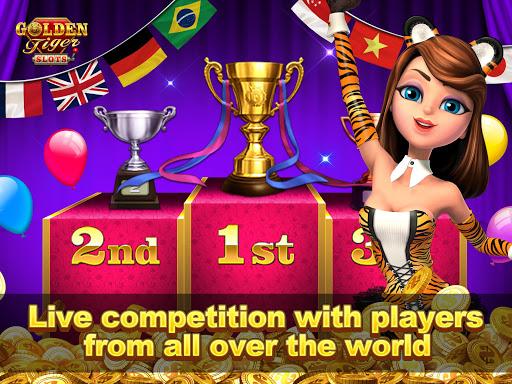 Golden Tiger Slots - Online Casino Game  screenshots 11