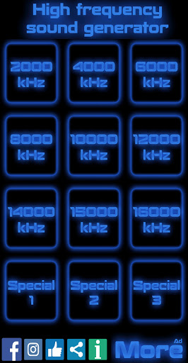 High frequency sound generator simulator 1.21 screenshots 1