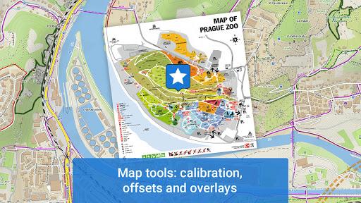 Locus Map 4: Hiking&Biking GPS navigation and Maps apktram screenshots 13