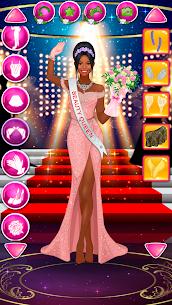 لعبة أزياء ملكة الجمال موضة الفتاة النجمة 3