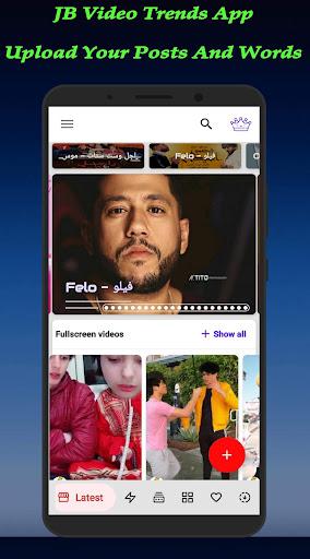 JB Video Trends App screenshots 4
