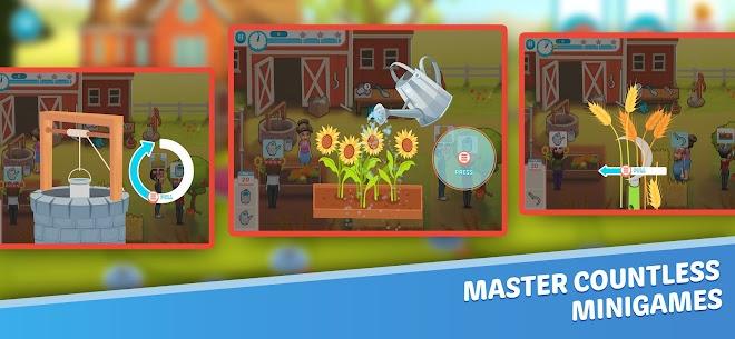 Farm Shop – Time Management Game MOD APK 0.5 (Unlimited Money) 3