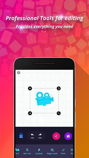 Logo Maker & Logo Design Generator 3.6 Screenshots 6