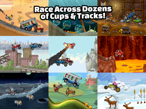 Hill Climb Racing 2 1.40.2 screenshots 9