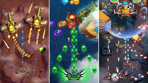 Strike Force - Arcade shooter - Shoot 'em up 1.5.8 screenshots 14