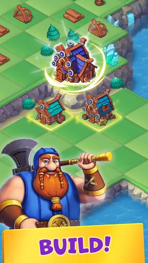 Mergest Kingdom: Merge Puzzle 1.224.14 screenshots 1