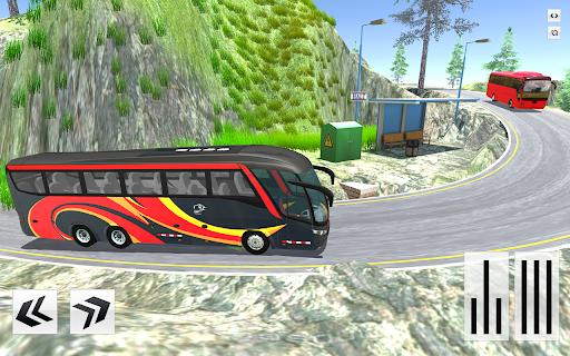 Bus Driving Simulator Public Coach offroad Game 1.0.2 screenshots 1