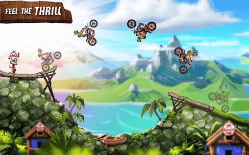 Rush To Crush New Bike Games MOD APK (Unlimited Money) 2