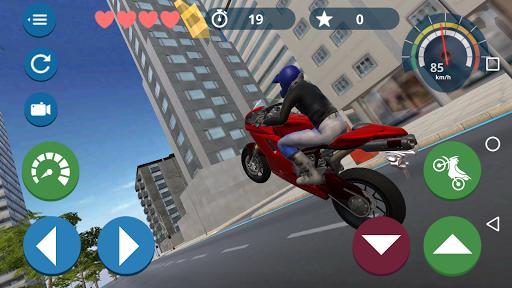 Moto Speed The Motorcycle Game  screenshots 1