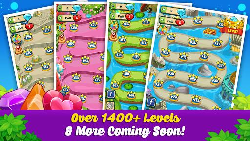 Addictive Gem Match 3 - Free Games With Bonuses  screenshots 23