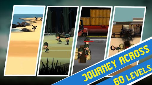 War Troops: Military Strategy Game for Free  Screenshots 18