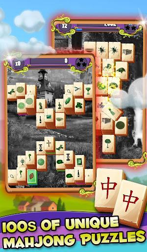 Lucky Mahjong: Rainbow Gold Trail apkpoly screenshots 1