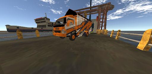 IDBS Indonesia Truck Simulator Versi 4.1