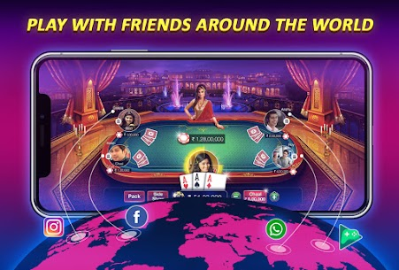 Teen Patti Gold – Indian Family Card Game 5