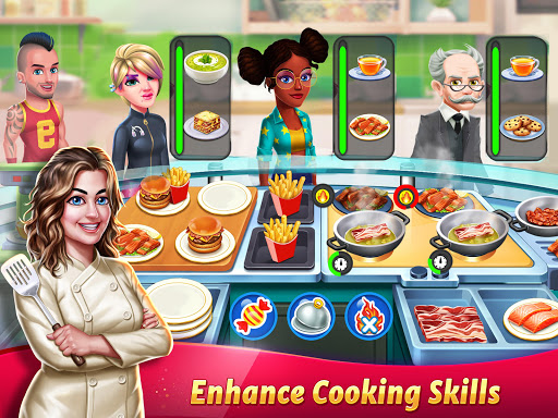 Star Chefu2122 2: Cooking Game screenshots 12