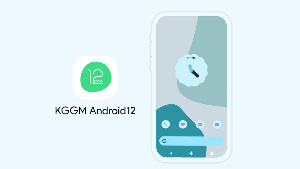 KGGM Android12 for KWGT  poster 0