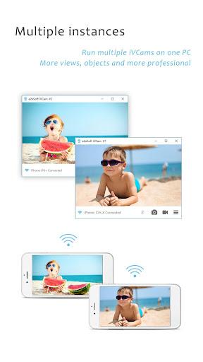 iVCam Webcam  screenshots 3