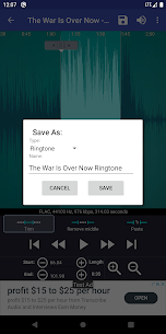 Ringtone Maker – create free ringtones from music 2.7.0 Apk 4
