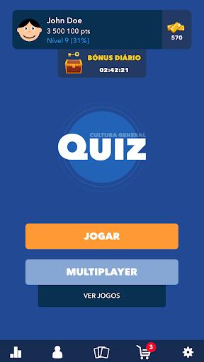 Super Quiz - Cultura Geral Português 6.10.5 screenshots 1
