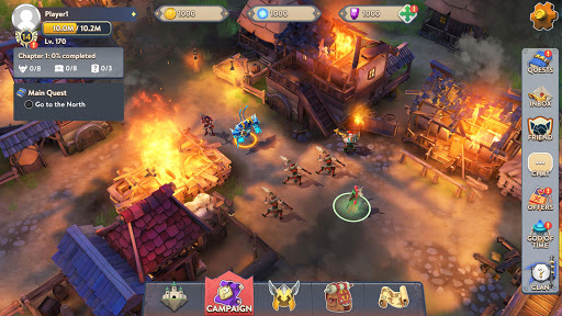 Epic Odyssey: Brave Guardian Idle  Screenshots 7