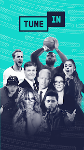 TuneIn Radio: News, Sports & AM FM Music Stations Screenshot