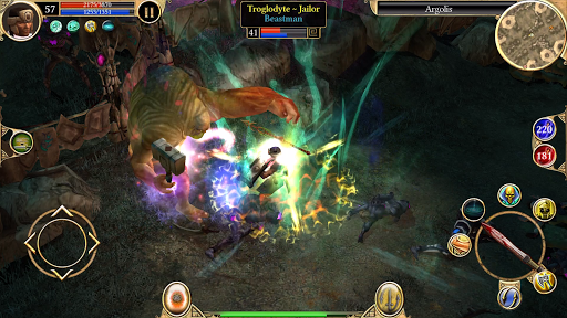Titan Quest: Legendary Edition apktreat screenshots 2