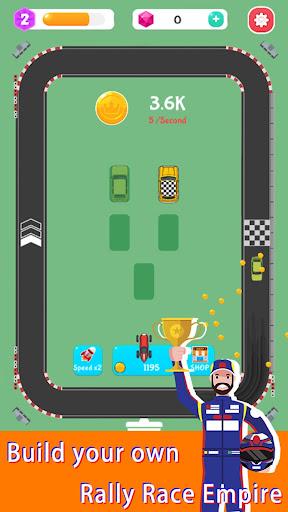 Merge Rally Car - idle racing game  screenshots 6