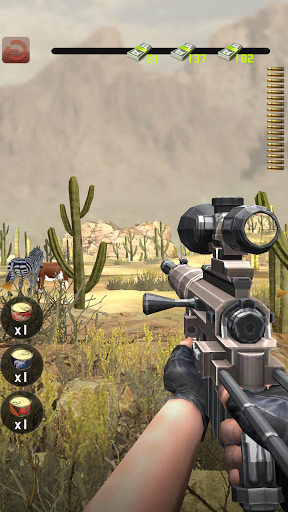 Hunting Deer: 3D Wild Animal Hunt Game  screenshots 6