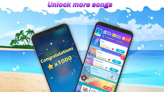 Dream Piano Mod Apk (Unlimited coin) Latest Version 2021 for Android 1