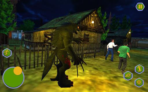 Werewolf Games : Bigfoot Monster Hunting in Forest 1.1 screenshots 2