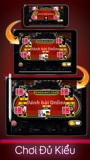 Poker Paris: Tien Len Mien Nam TLMN & Binh Xap Xam apkdebit screenshots 3
