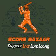 Score Bazaar - Cricket Live Line Score