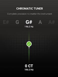 GuitarTuna - Tuner for Guitar Ukulele Bass & more! Screenshot